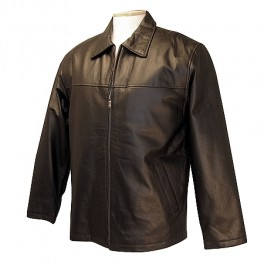 Lambskin Black Leather Jacket