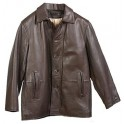 Mens Leather Coat
