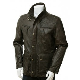 Mens Leather Garments. Leather Fashion