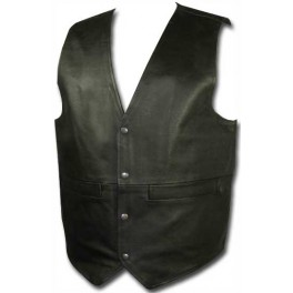 Leather Gun Vest
