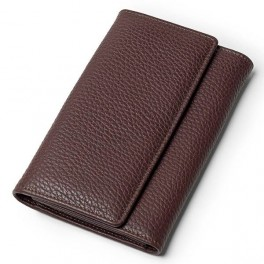Leather Trifold Cover for Passport