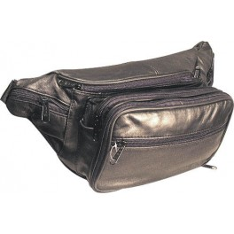 Cow Hide Leather Fanny Pack