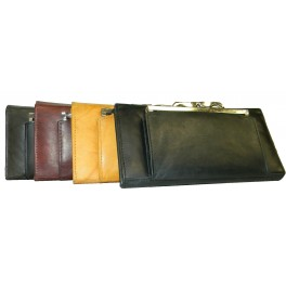 Women's Cowhide Leather Wallet