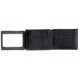 Bifold Cow Hide Leather Wallet