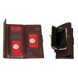 JG Hook Genuine Leather Wallet