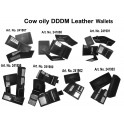 Cow Oily DDMM Leather Wallets