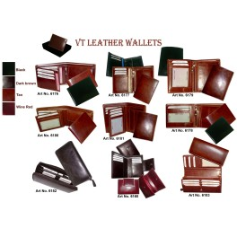 VT Leather Wallets
