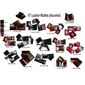 VT Leather Wallets Assorted