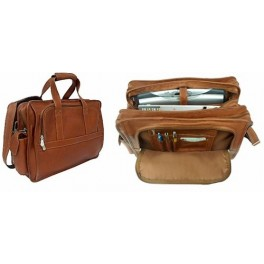 Premium Executive business Leather laptop bag