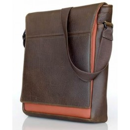 Leather Laptop Sleeve Bag