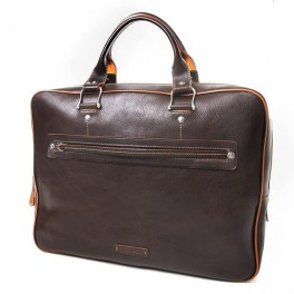 Leather Slim Case. Executive Leather bag