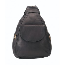 Sling back pack with Multiple Pockets Style