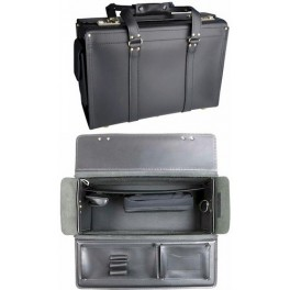 Aviator Case Leather Bag and Briefcase
